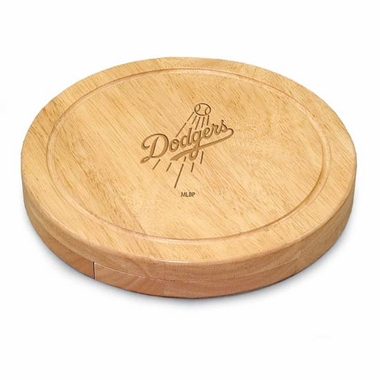 Los Angeles Dodgers Circo Cheese Board