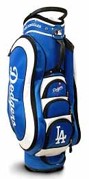 Los Angeles Dodgers Medalist Cart Bag