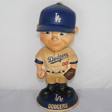 Los Angeles Dodgers Vintage Retro Bobble Head