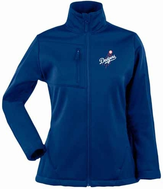 Los Angeles Dodgers Womens Traverse Jacket (Color: Royal)