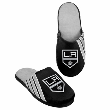 Los Angeles Kings 2012 Team Stripe Logo Slippers