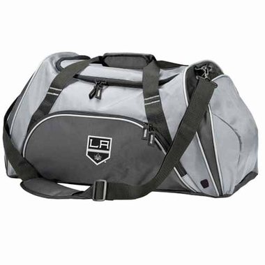 Los Angeles Kings Action Duffle (Color: Grey)