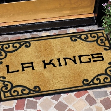 Los Angeles Kings Exterior Door Mat