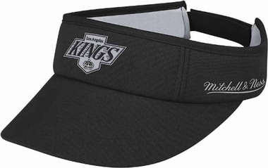 Los Angeles Kings Mitchell & Ness Throwback Adjustable Summer Visor