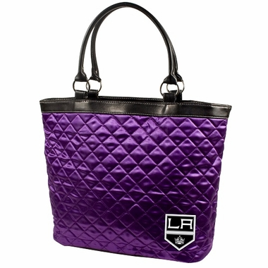 Los Angeles Kings Quilted Tote