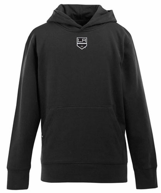 Los Angeles Kings YOUTH Boys Signature Hooded Sweatshirt (Color: Black)