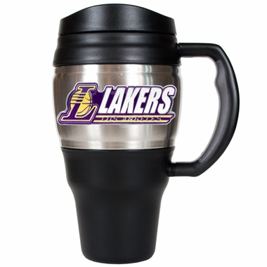 Los Angeles Lakers 20oz Oversized Travel Mug