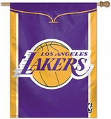 Los Angeles Lakers Flags & Outdoors