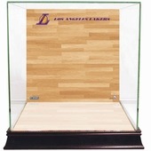 Los Angeles Lakers Display Cases
