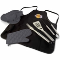 Los Angeles Lakers BBQ Apron Tote Pro (Black)