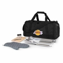 Los Angeles Lakers BBQ Kit Cooler (Black)