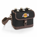Los Angeles Lakers Beer Caddy Cooler Tote with Opener (Black)