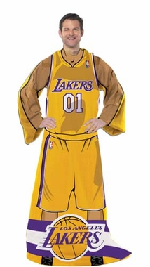Los Angeles Lakers Comfy Wrap (Uniform)