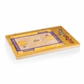 Los Angeles Lakers Icon 3 Piece Cheese Set
