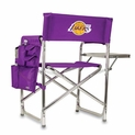 Los Angeles Lakers Sports Chair (Purple)