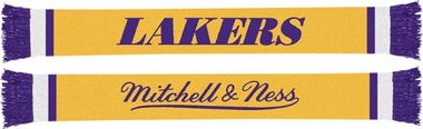 Los Angeles Lakers Vintage Team Premium Scarf