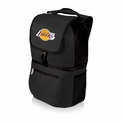 Los Angeles Lakers Zuma Cooler Backpack (Black)