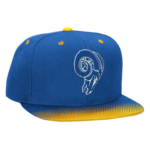 f0de7611 low price mitchell and ness los angeles rams hat f35ba a74c8