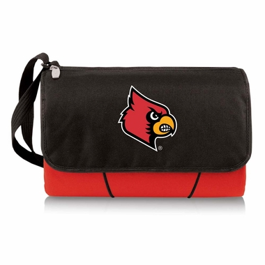 Louisville Blanket Tote (Red)
