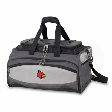 Louisville Buccaneer Tailgating Cooler (Black)