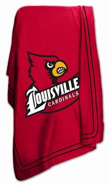 Louisville Classic Fleece Throw Blanket
