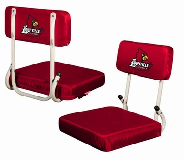 Louisville Hard Back Stadium Seat