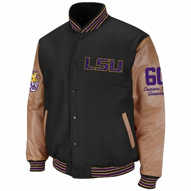 LSU 2012 Letterman Jacket