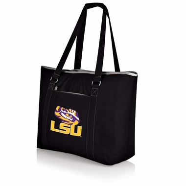 LSU Tahoe Beach Bag (Black)