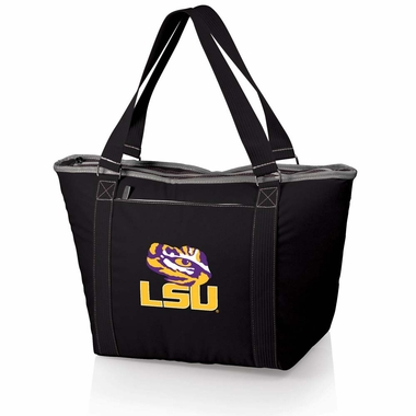 LSU Topanga Embroidered Cooler Bag (Black)