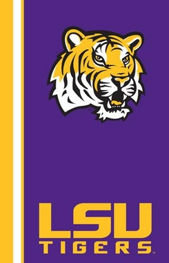 LSU Ultrasoft Blanket