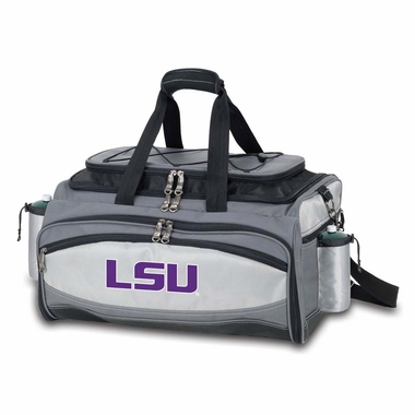 LSU Vulcan Embroidered Tailgate Cooler (Black)