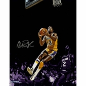 Los Angeles Lakers Autographed