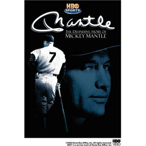 Mantle - The Definitive Story of Mickey Mantle DVD