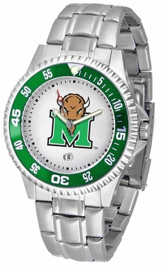 Marshall Competitor Men's Steel Band Watch