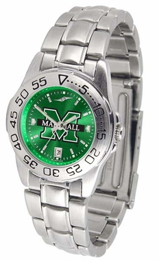 Marshall Sport Anonized Women's Steel Band Watch