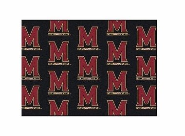 "Maryland 3'10"" x 5'4"" Premium Pattern Rug"