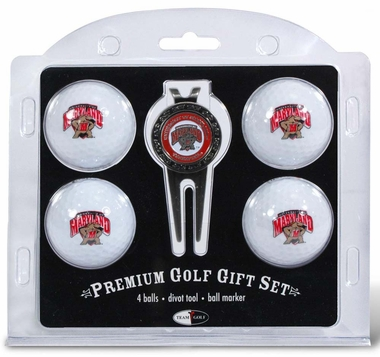 Maryland 4 Ball and Divot Tool Set