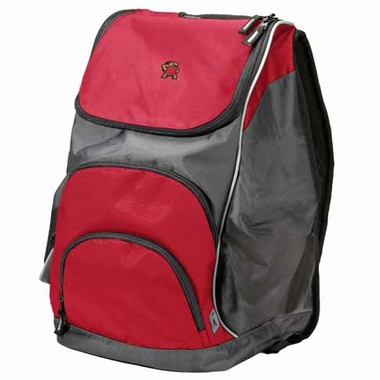 Maryland Action Backpack (Color: Red)