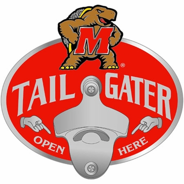 Maryland Bottle Opener Hitch Cover
