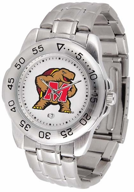 Maryland Sport Men's Steel Band Watch