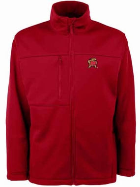Maryland Mens Traverse Jacket (Color: Red)