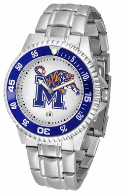 Memphis Competitor Men's Steel Band Watch