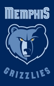 Memphis Grizzlies Flags & Outdoors
