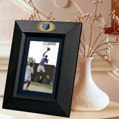 Memphis Grizzlies BLACK Portrait Picture Frame