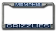 Memphis Grizzlies Auto Accessories