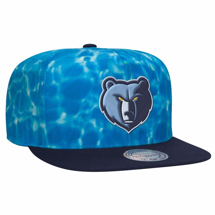 best website 85aeb a2257 Memphis Grizzlies Mitchell   Ness Surf Camo Snap Back Hat