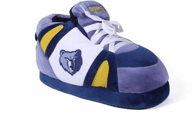 Memphis Grizzlies Unisex Sneaker Slippers - Small