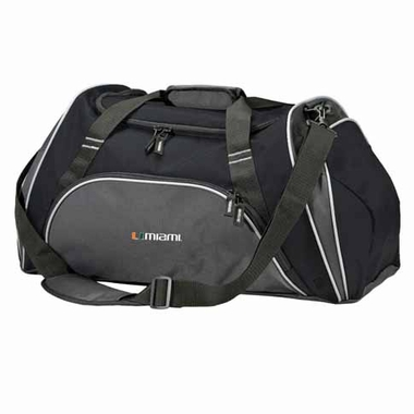 Miami Action Duffle (Color: Black)