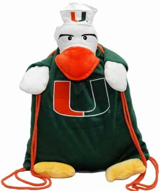 Miami Hurricanes Backpack Pal