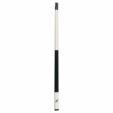 Miami Dolphins Eliminator Pool Cue